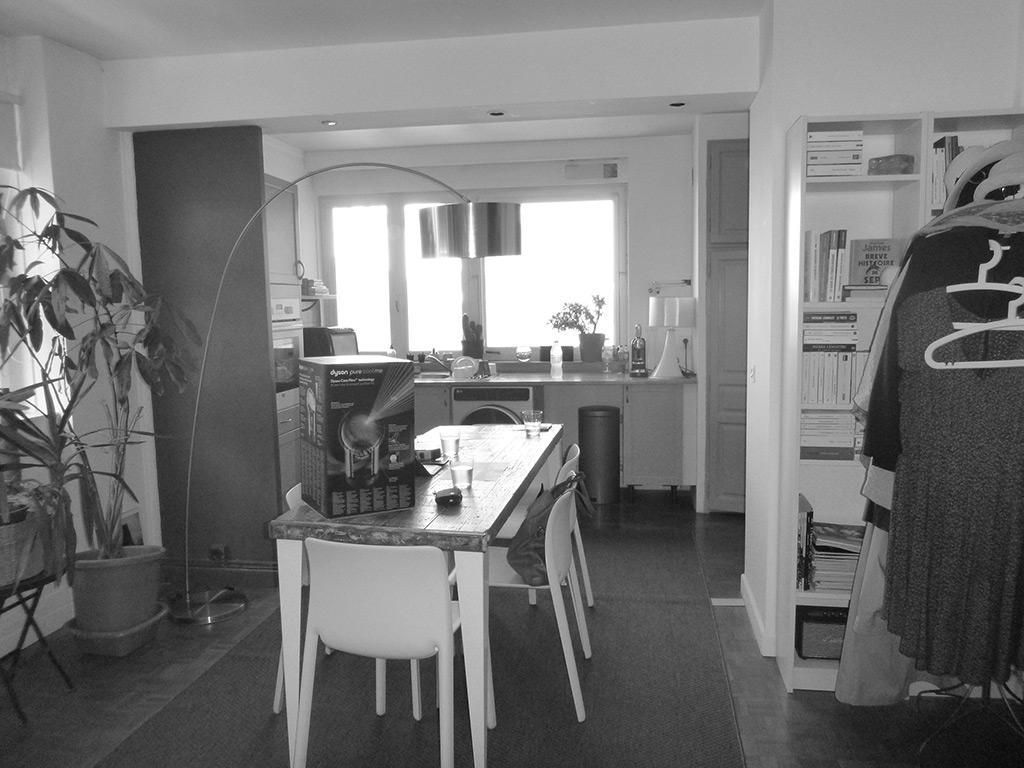 LAYDOSTIAN ARCHITECTE AGENCEMENT DECORATION Appartement Lyon