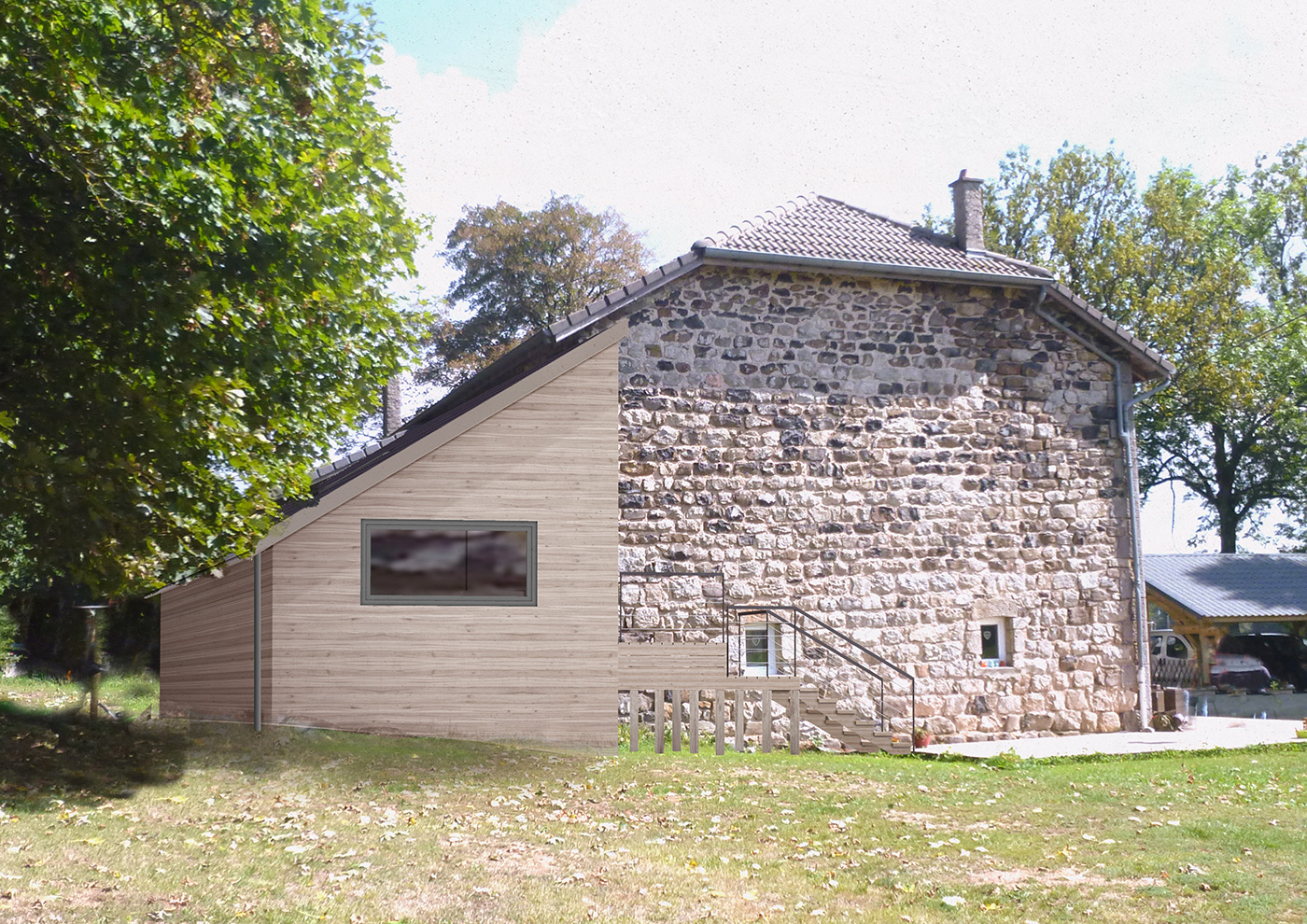 LAYDOSTIAN ARCHITECTE AGENCEMENT DECORATION EXTENSION